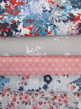 Load image into Gallery viewer, Ditsy Florals Fat Quarter Bundle  100% Cotton
