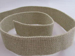 Webbing Cotton Acrylic Mix 30mm