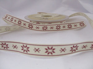 Christmas Ribbons Assorted Designs