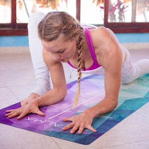 Emerald - Travel Yoga Mat