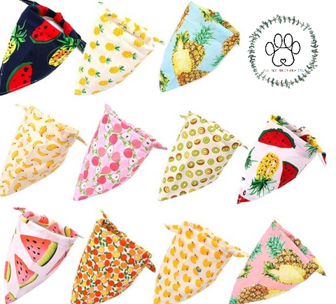 Summer Bandanna Collection (9 Options)