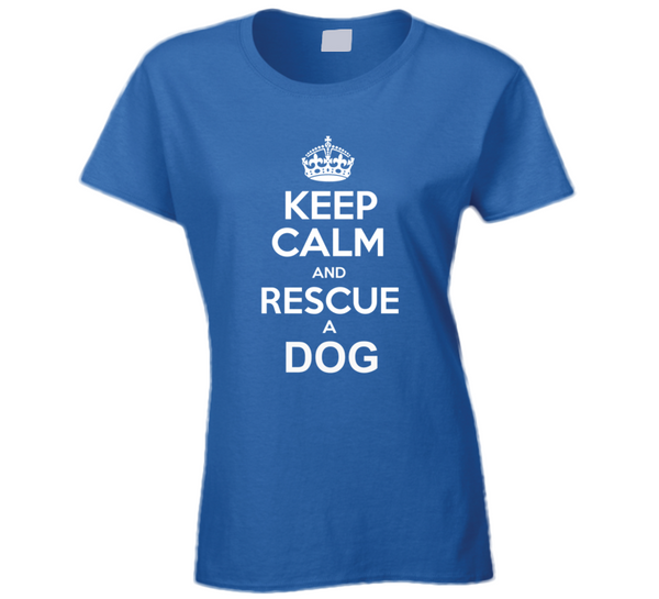Dog Ladies T Shirt