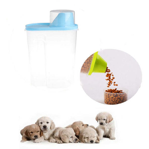 SMARTPET - Small Food Storage Container (2-2.5KG)