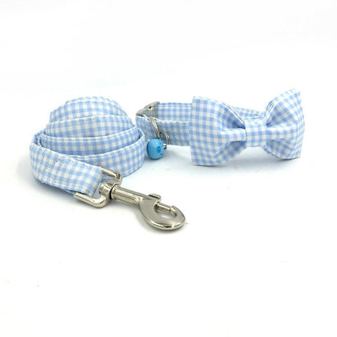 The Toto Collar Set (with and without Bow)