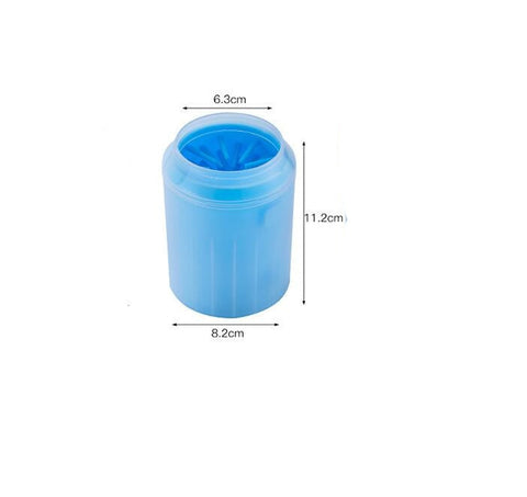 Silicone Paw Cleaner Cup