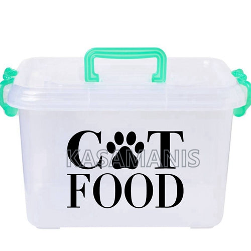 """Dog/Cat Food"" *DECAL ONLY*"