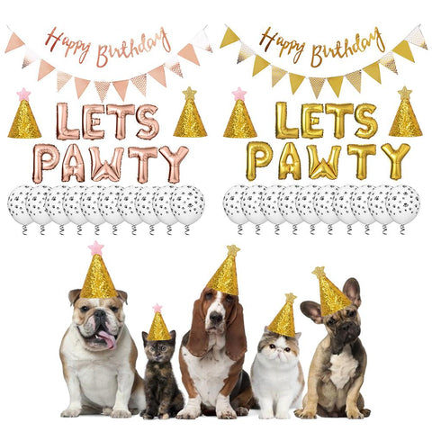 Let's Pawty Kit