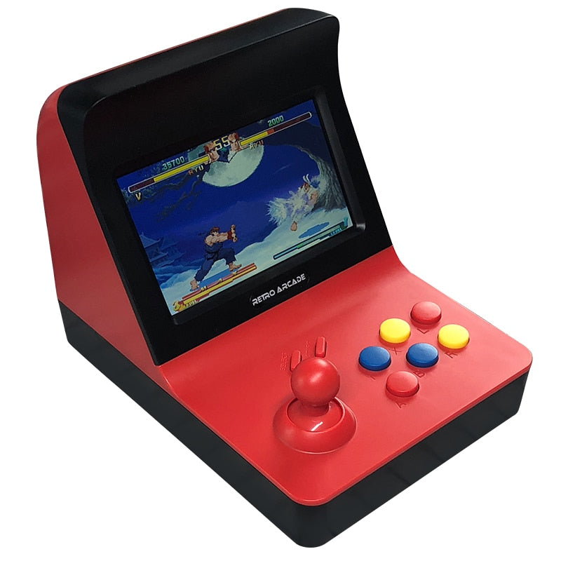 Usb Game Player Retro Mini Handheld Game Console 4 3 Inch 64bit 3000 Video  Games Cassical Family Game Console