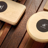 Eucalyptus Wooden Wireless Charger - dynamic8 Technology