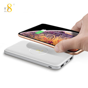 Cable Free Wireless Power Bank
