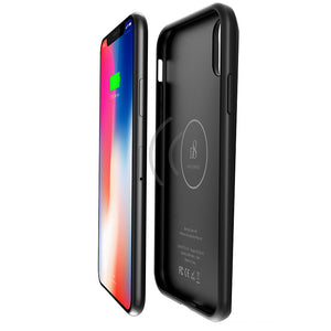 Wireless Charger Power Case for iPhone X - dynamic8 Technology