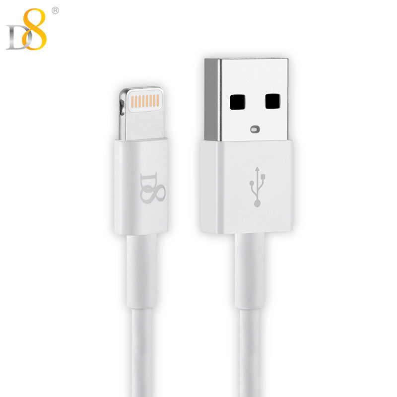 TPE Lightning power & sync cable