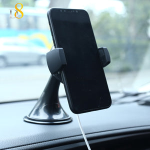 IN CAR Wireless charger bracket