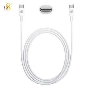 D8 Type-C to Type-C charging cable PD quick charge cable 1m (3Ft)