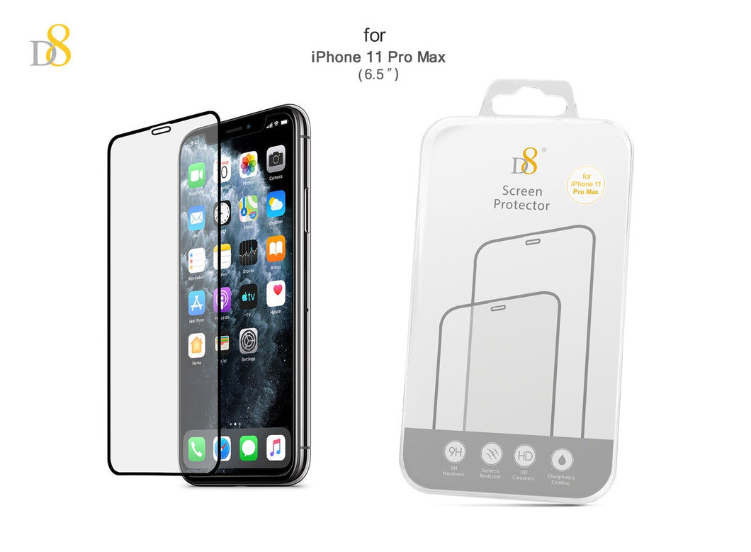 Ultra Thin High Definition Anti-Scratch Screen Protector (6.5