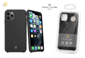 "liquid silicone phone case for iPhone 11 Pro max (6.5"")"