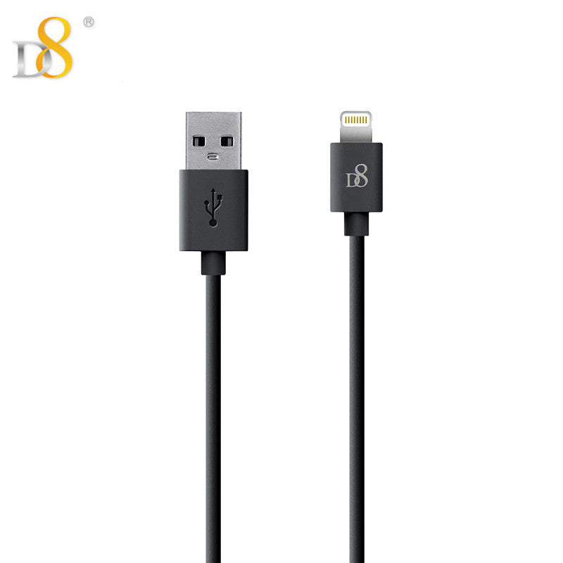 PVC Lightning power & sync cable