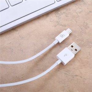 D8 TPE mini USB/Micro USB charging cable data cable 1m