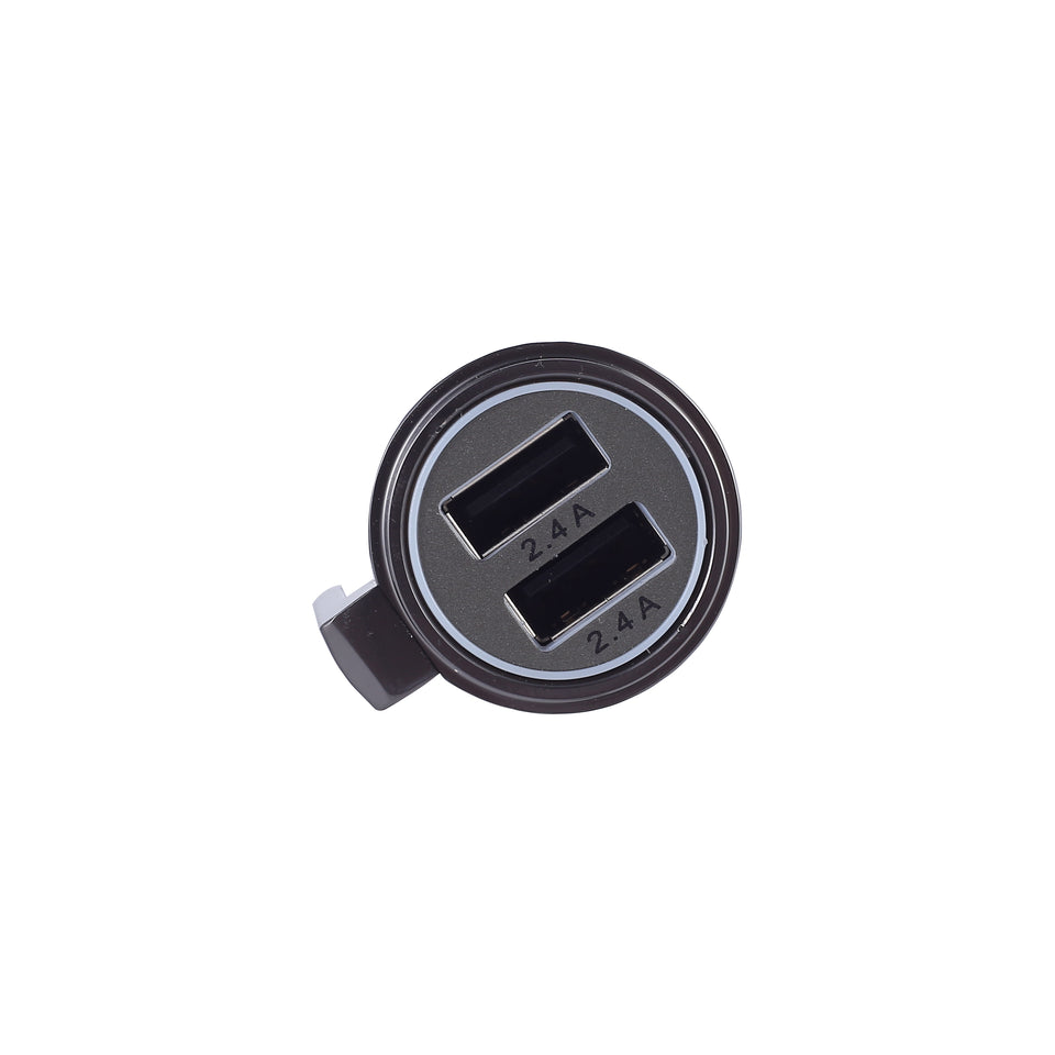 Safety hammer II Survivor Dual USB car charger