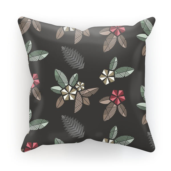 Floral Pattern Cushion