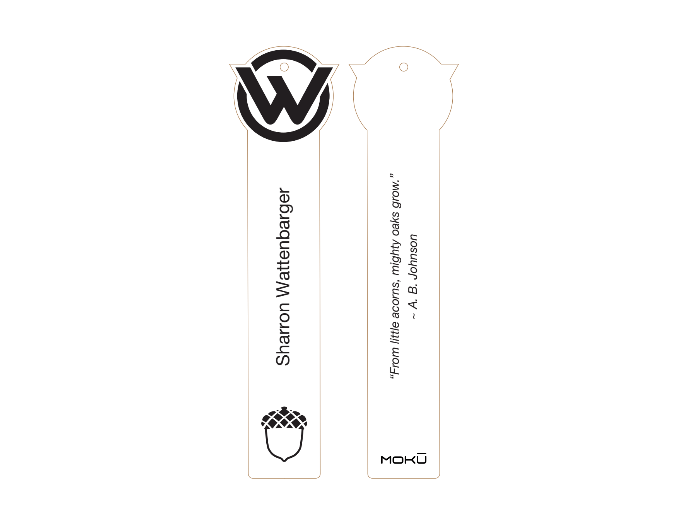 Custom Book Marks - WEBCO