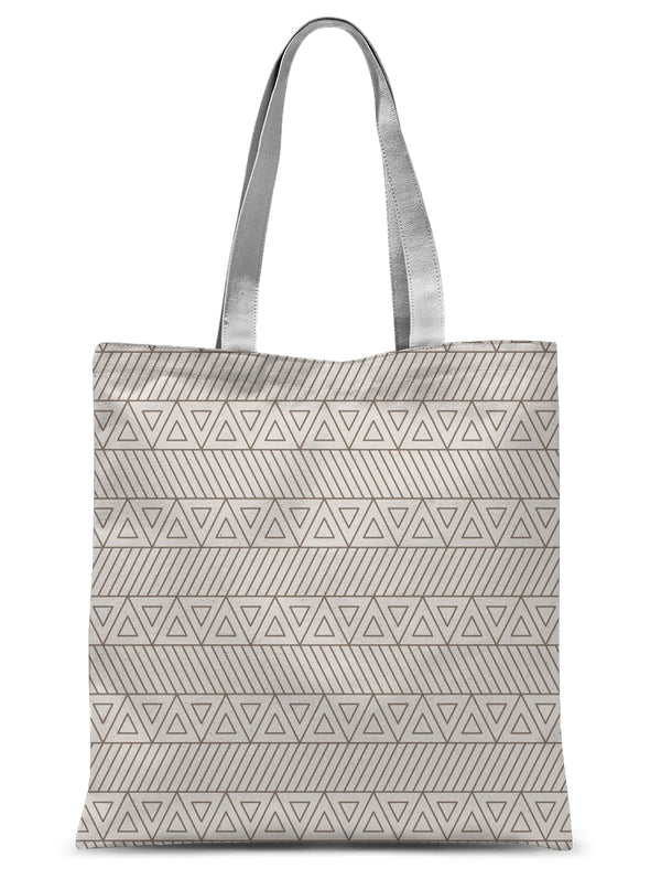 Tessler Pattern Sublimation Tote Bag