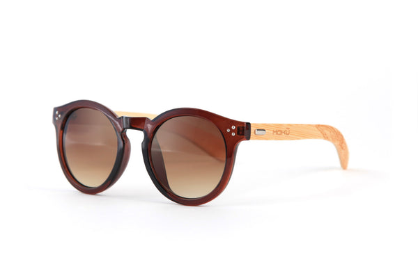 Manta | Wood Sunglasses