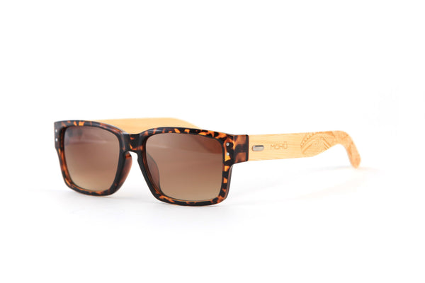 Kohola | Wood Sunglasses