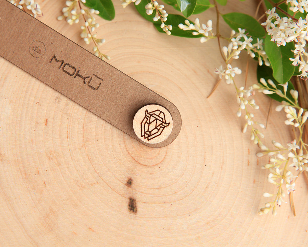 Maple Wood | Pin | Bison