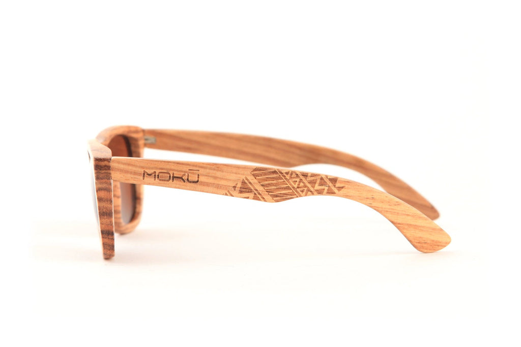 Tessler | Wood Sunglasses