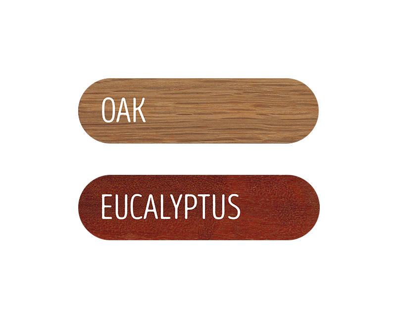Kohola | Bar Key Bottle Opener | Eucalyptus and Oak