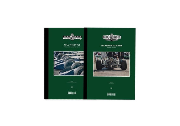 GOODWOOD VOLUMES 01 & 02