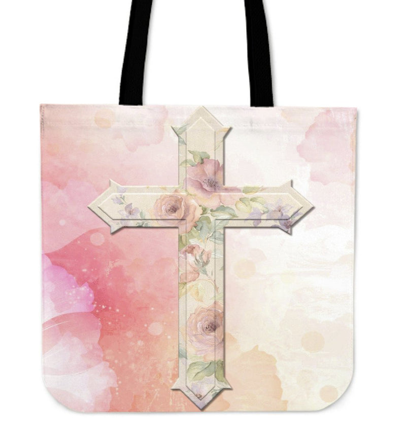 Pink Lady Tote Bag - Christianity Amore