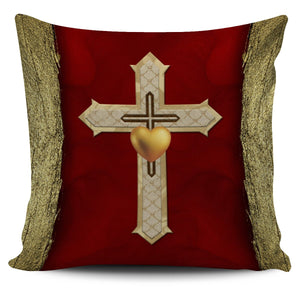 Kings Cross Pillow Cover - Christianity Amore