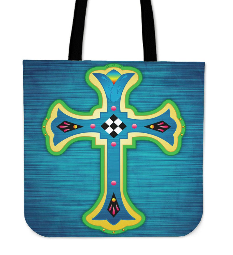 A Hint of Whimsy Tote Bag - Christianity Amore