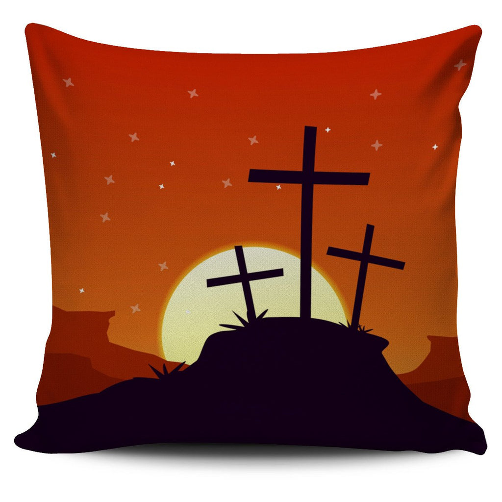 Moon Rise Pillow Cover - Christianity Amore