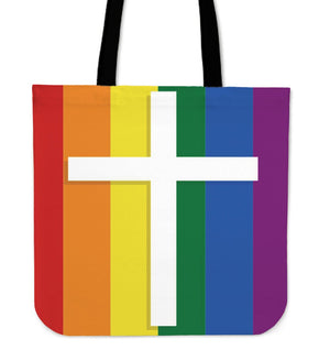 Show your Pride Tote Bag - Christianity Amore