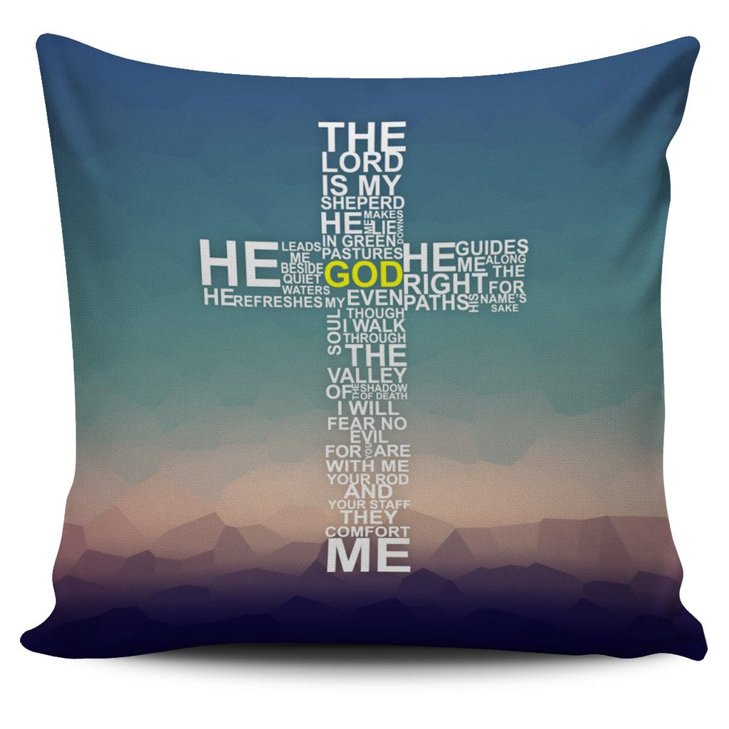 Lord's Prayer Pillow Cover - Christianity Amore