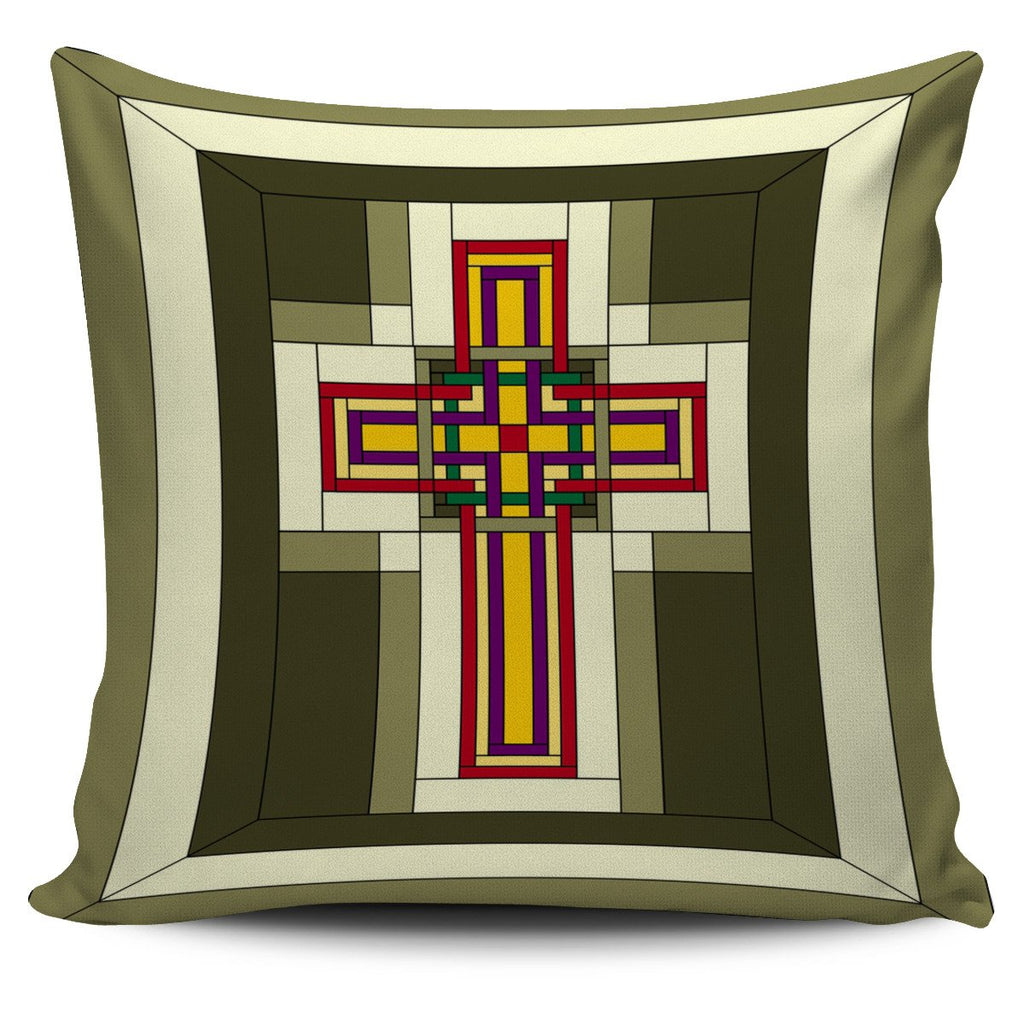 Cabin Fever Pillow Cover - Christianity Amore