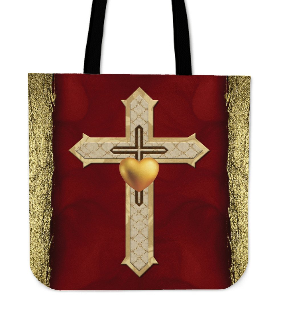 Kings Cross Tote Bag - Christianity Amore