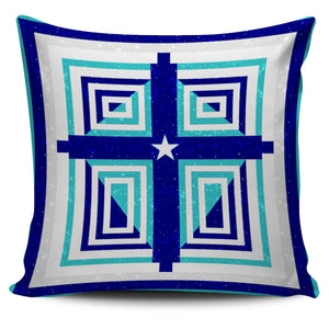 Dallas Cross Pillow Cover - Christianity Amore