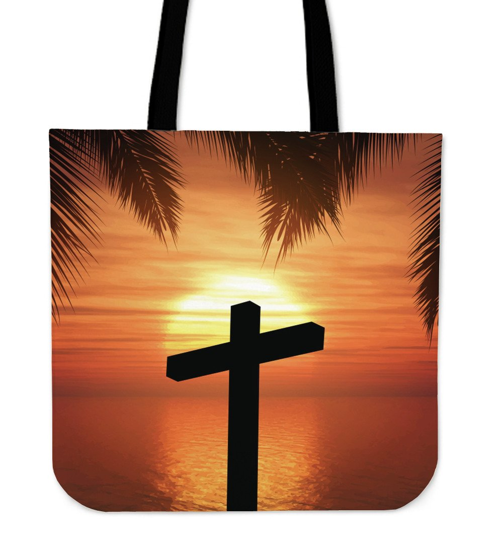 Tropical Paradise Tote Bag - Christianity Amore