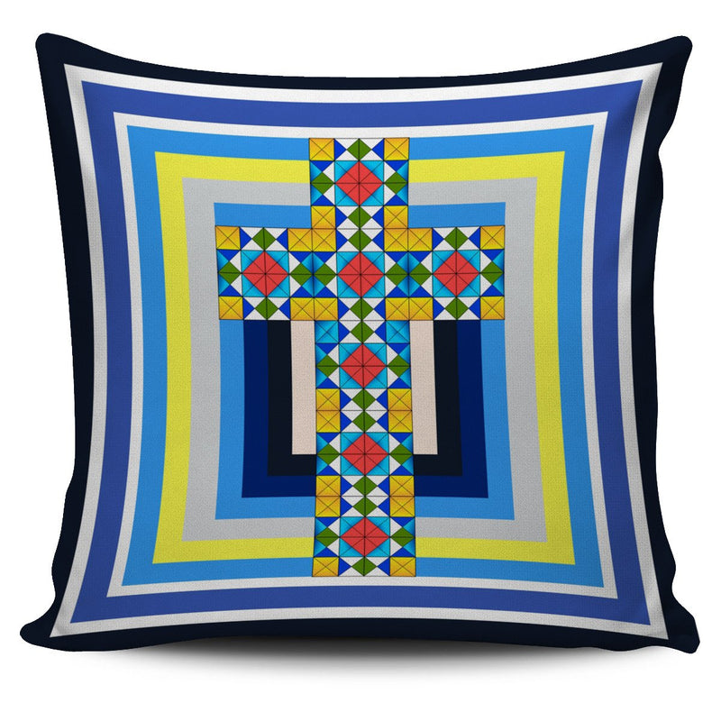 Modern and Bright Pillow Cover - Christianity Amore
