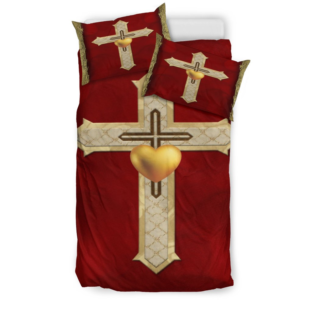 Kings Cross Duvet Cover - Christianity Amore