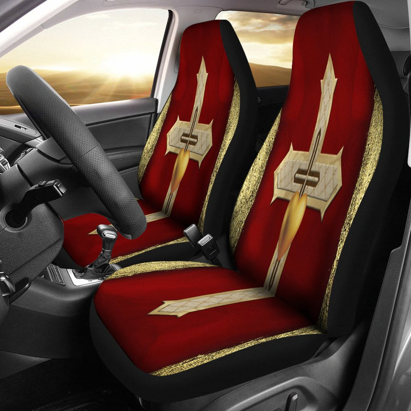 Kings Cross Car Seat Covers - Christianity Amore