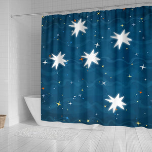 Southern Cross Shower Curtain - Christianity Amore