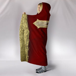 Kings Royal Hooded Blanket - Christianity Amore
