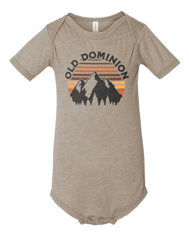 Old Dominion Mountain Onesie