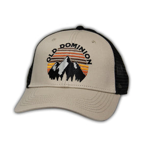 Mountain Scape Hat