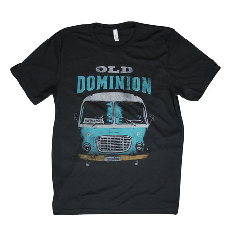 One Man Band Tour T-Shirt + Digital Old Dominion Download